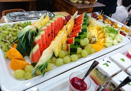 出張シェフ ケータリング&デリバリー Ricca catering&deli パーティーフルーツ盛り合わせ