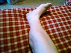 Calf Cramps - Causes of calf cramps and what to do to avoid them
