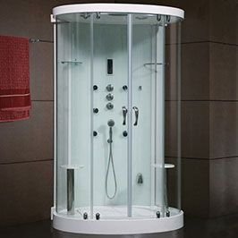 Luxury   Steam Shower Cabins
