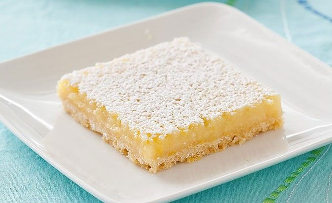 Lemon Squares (Minus 140 Calories and 10 Grams of Fat) A slimmed-down ...