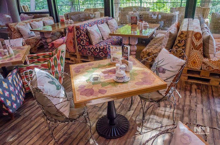Подушки / Натуральные ткани для ресторанов