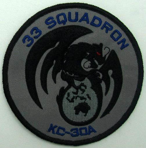 Defence Gifts - 33 Sqn RAAF Uniform Patch , $5.00 (http://www.defencegifts.com.au/33-sqn-raaf-uniform-patch/)