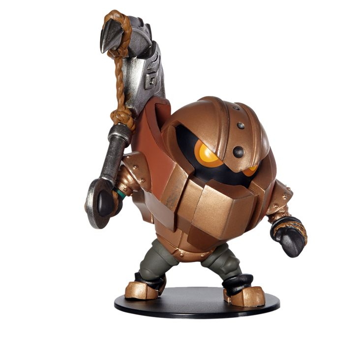 Nautilus figure from LoL in the Riot Merch store