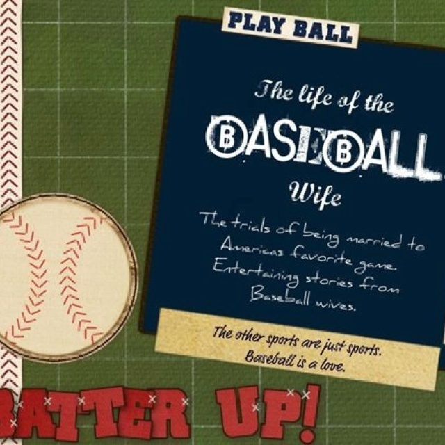 Baseball wives get it