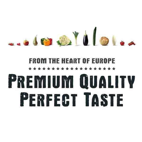 from the heart of europe premium quality premium taste - Google Search