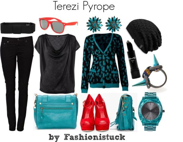 """""""Terezi Pyrope"""" by fashionistuck on Polyvore"""