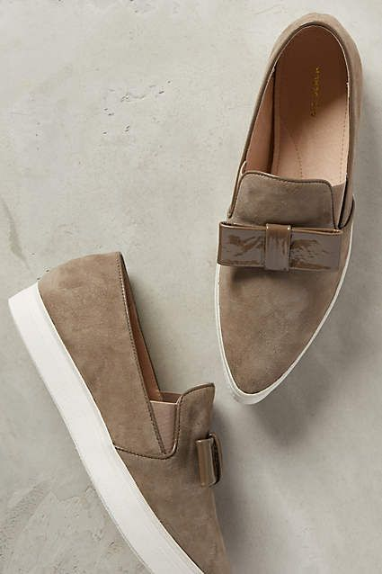 All Black Tux Slip-Ons - anthropologie.com