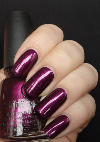 China Glaze Rodeo Diva - COWGIRL UP