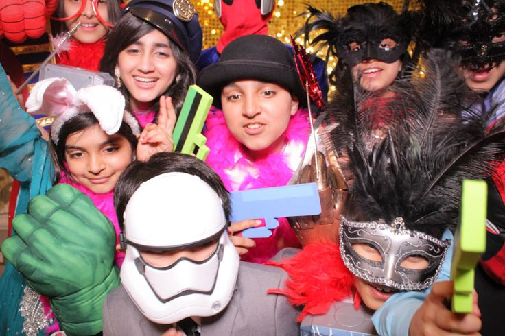 Focusbooth provides the best experience of sweet 16 photo booth rental in toronto.