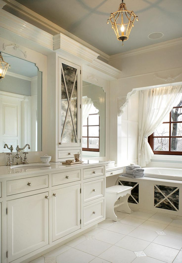 Traditional White Bathroom Designs 49 best bathroom - vanity images on pinterest | bathroom ideas