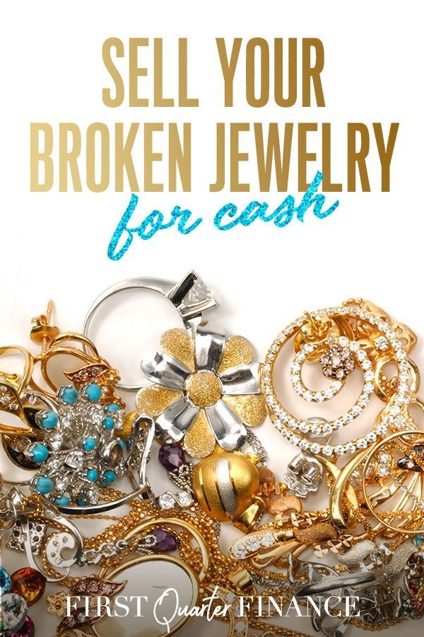 28++ Where to sell broken jewelry near me ideas