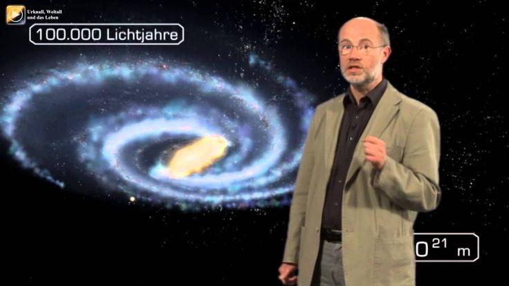 Universum und Quanten • Makrokosmos | Harald Lesch (Teil 1)