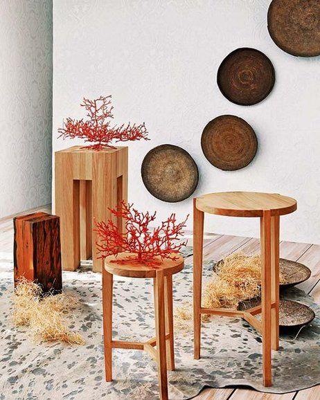 La madera como materia prima - Nuevo Estilo