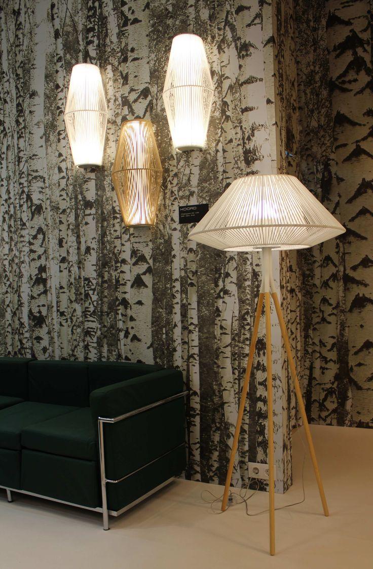 Koords  #ESPdesign #lightbuilding #lighting #eltorrent #koord #rope #beige…