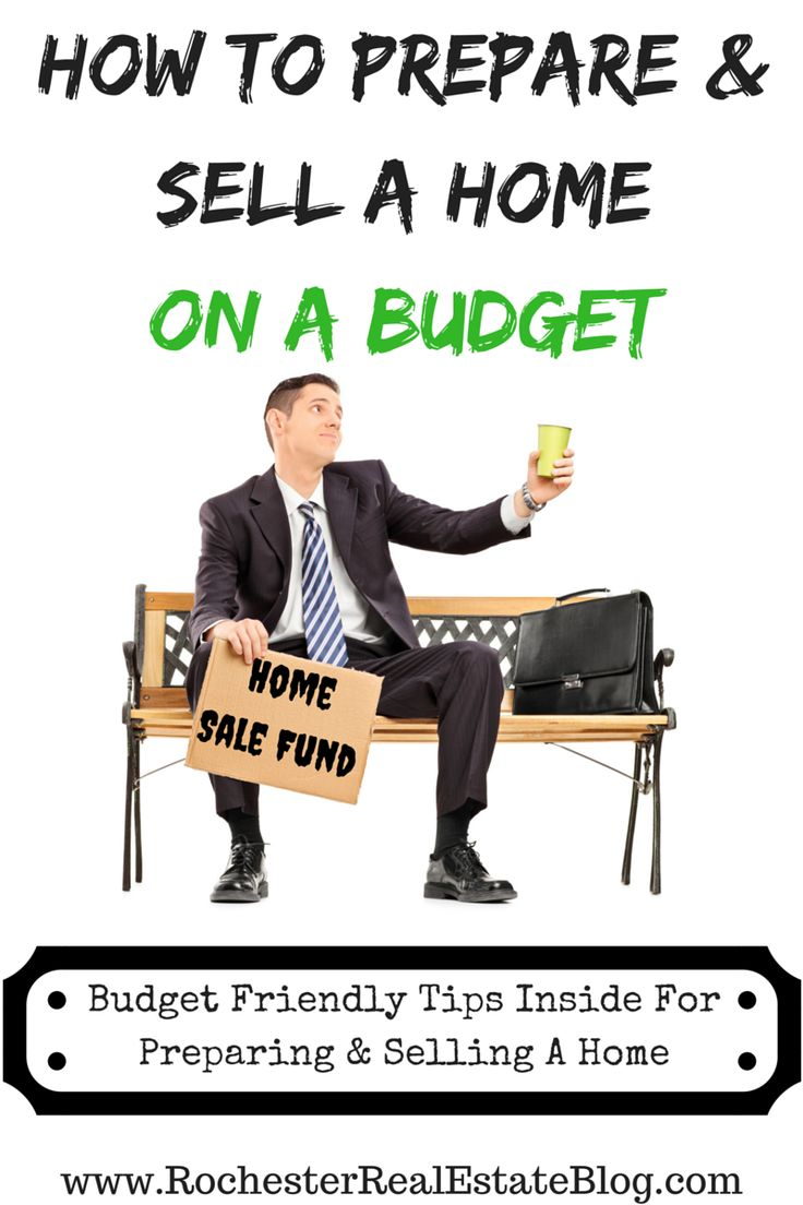 How To Prepare And Sell A Home On A Budget - http://www.rochesterrealestateblog.com/prepare-sell-home-budget/ via @KyleHiscockRE