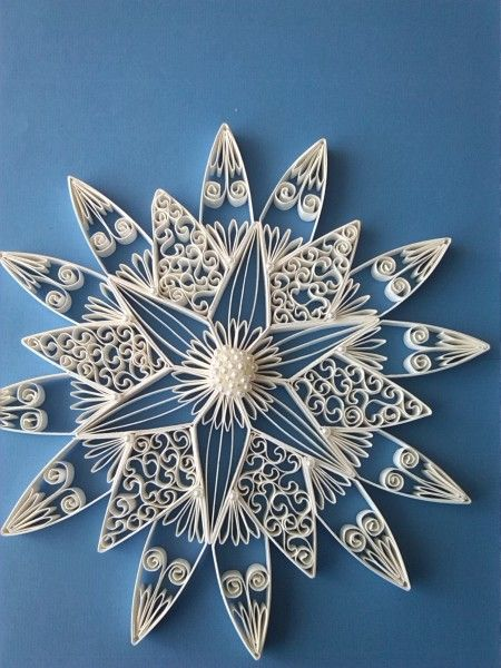 Quilling stars