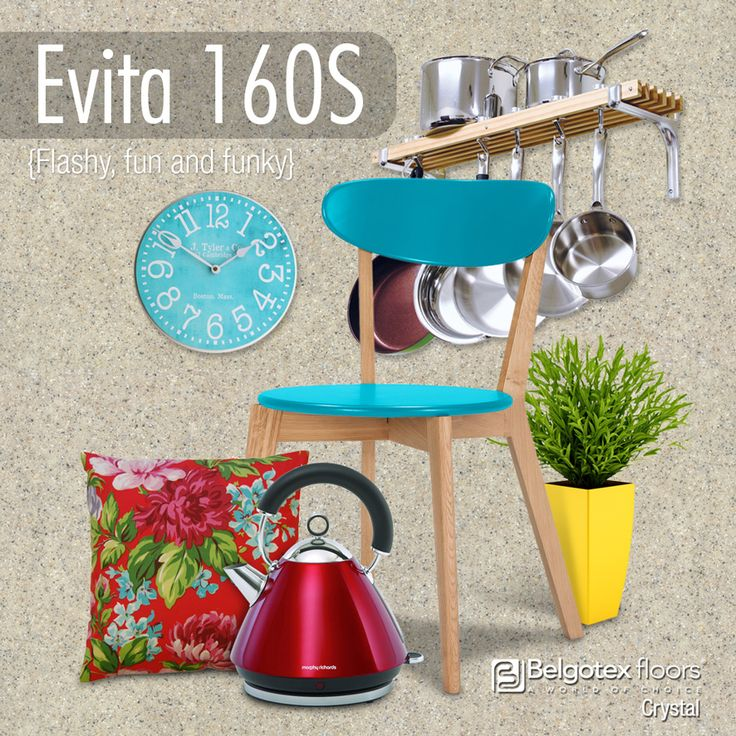Crystal - Evita 160S
