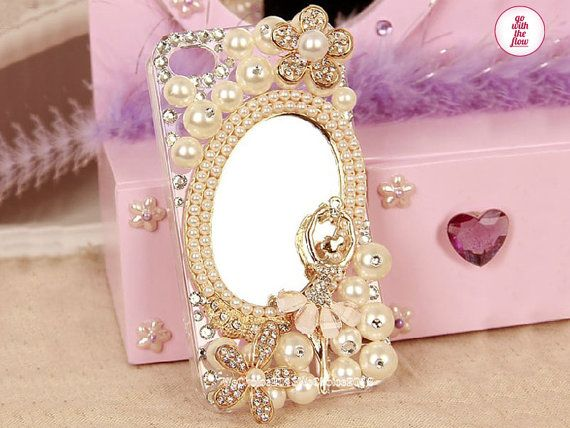 Hey, I found this really awesome Etsy listing at https://www.etsy.com/listing/156124752/free-phone-case-new-alloy-bling-ballet