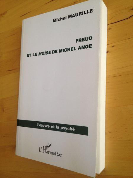 """#psychanalyse #art : FREUD ET LE MOISE DE MICHEL ANGE - Michel Maurille. Dans l'histoire de la psychanalyse appliquée aux œuvres d'art, le """"Moïse de Michel Ange"""" constitue une double exception. Freud s'intéresse moins à l'œuvre elle-même (le """"Moïse"""") et à l'artiste (Michel Ange), qu'à l'impact de la statue sur lui-même en tant que spectateur. Au cours de son observation, véritable dramaturgie, il est travaillé, buriné, ciselé par la statue elle-même, le conduisant à exprimer toute sa…"""