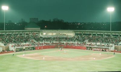 Nick Swisher Field at Bill Davis Stadium - Baseball