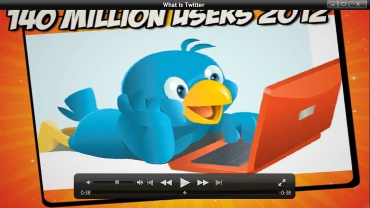 FAQ2 What is Twitter?  A video simply explaining what Twitter is.