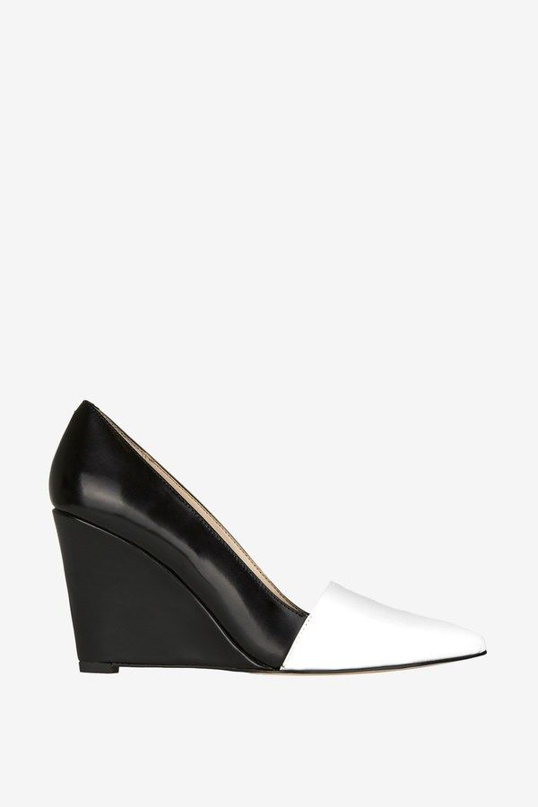 $130, French Connection Bree Heels. Sold by French Connection. Click for more info: https://lookastic.com/women/shop_items/74718/redirect