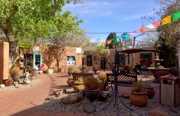 Experience Albuquerque & Santa Fe in One Trip.  Beautiful red rocks and outdoor adventure, mountain cuisine and handmade crafts, Native American heritage and organic Adobe architecture. To make the most out of a trip to New Mexico, here's how to plan a getaway that encompasses two of its most popular cities, Albuquerque and Santa Fe.   http://blog.shermanstravel.com/2015/how-to-experience-albuquerque-santa-fe-in-one-trip-part-i/  #RioGrandeInn #Albuquerque #SantaFe