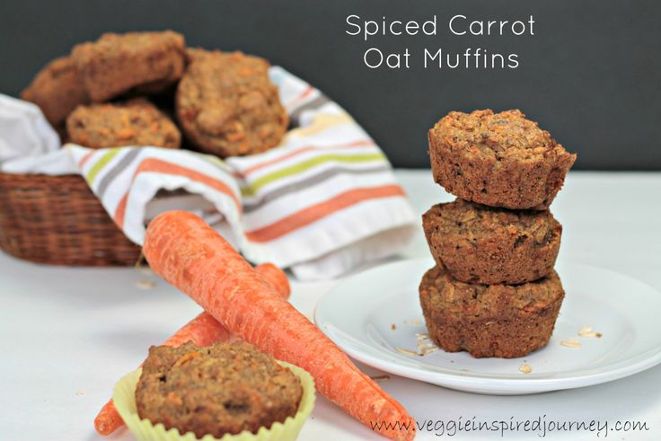 ... carrots forward spiced carrot oat muffins spiced carrot oat muffins