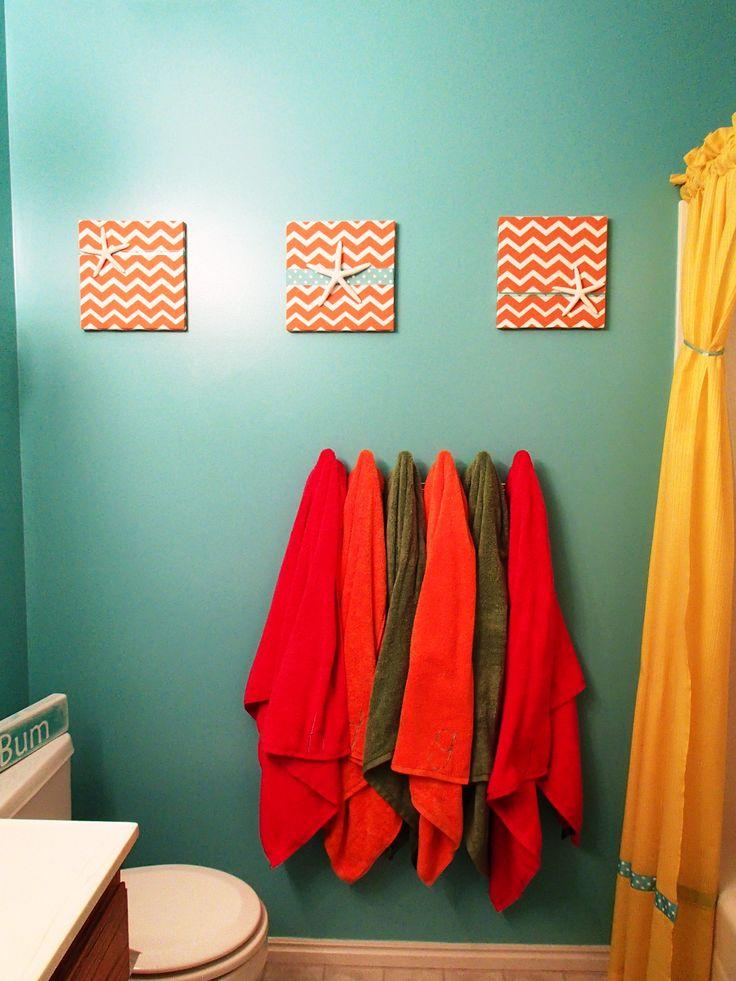 Kids' Beach Bathroom Redo
