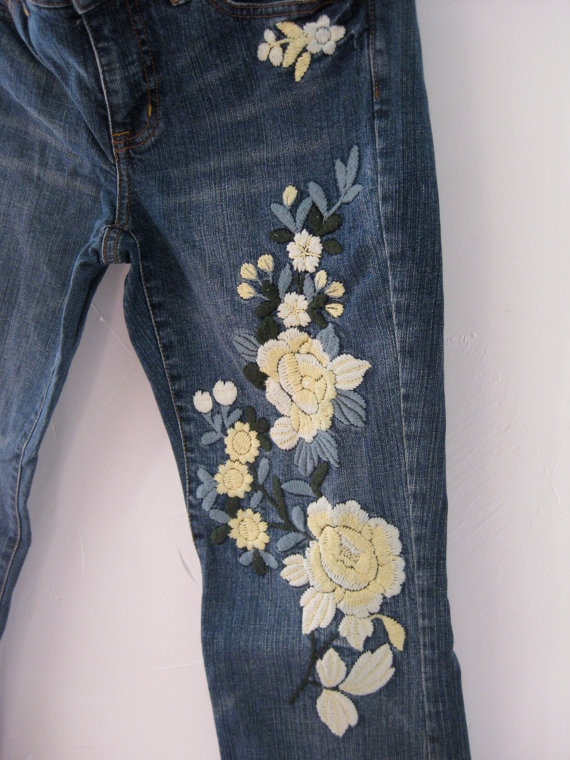 Vintage Jeans The Limited Drew Jeans Sz 6 by SassySalSells on Etsy, $32.99