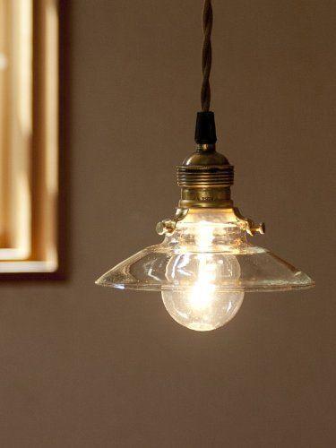 Amazon.co.jp: アクシス ミニガラスシェード (HSN126)/ アンティーク レトロ 雑貨 インテリア 照明: ホーム&キッチン