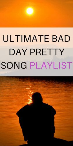 Hi friends, I had a lousy freaking day today. I hope you killed it today and are at home feeling like at total bad ass. If you're on my level and you're wanting to wallow under the blankets with pizza and a puppy checkout this playlist. A lot of times when I'm sad I listen to my super happy...