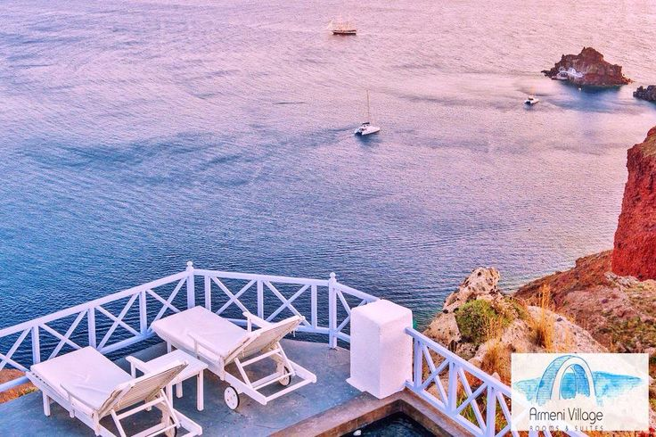 Awesome View!!! Armeni Village rooms & Suites | Oia, Santorini
