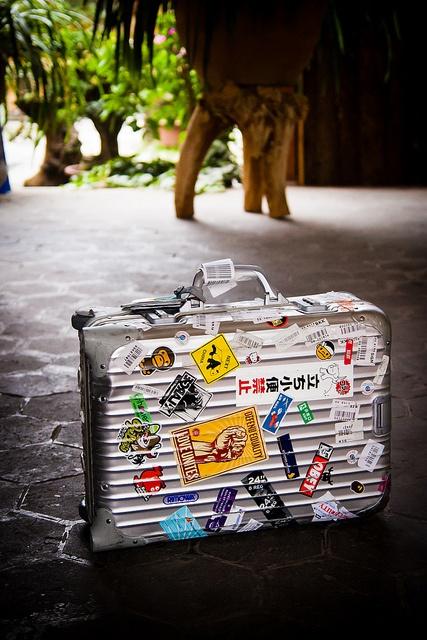Rimowa Koffer mit Charakter - ein Begleiter mit Ecken und Kanten, der schon viel gesehen hat von der Welt!