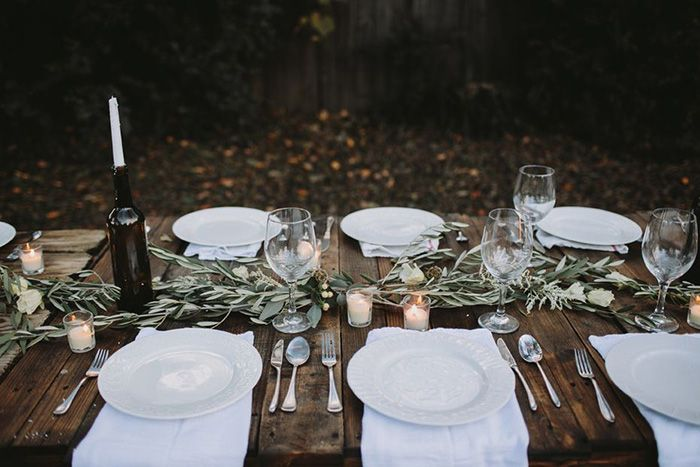 Tips for hosting an outdoor Thanksgiving. #gardenandgun #holiday (photo by Brad + Jen Butcher)