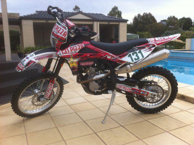 Cool Motocross, Supermoto and Enduro graphics - Gallery - Moto-StyleMX