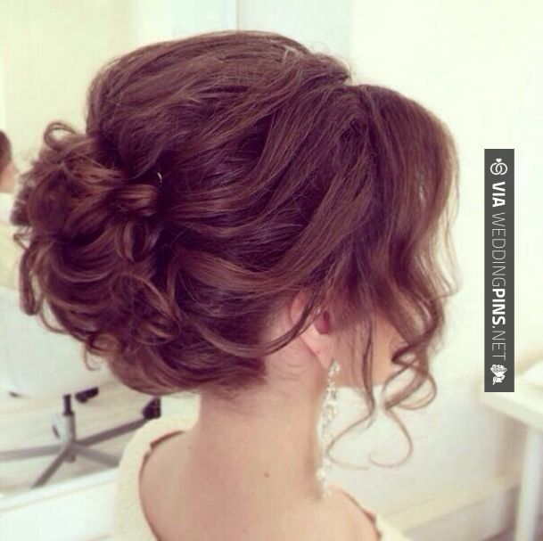 Sweet! -  | CHECK OUT THESE OTHER AWESOME PHOTOS OF GREAT Wedding Hairstyles 2017 AT WEDDINGPINS.NET | #weddinghairstyles2017 #weddinghairstyles #weddinghair #2017 #weddingthemes #themes #weddings #boda #weddingphotos #weddingpictures #weddingphotography #brides #grooms
