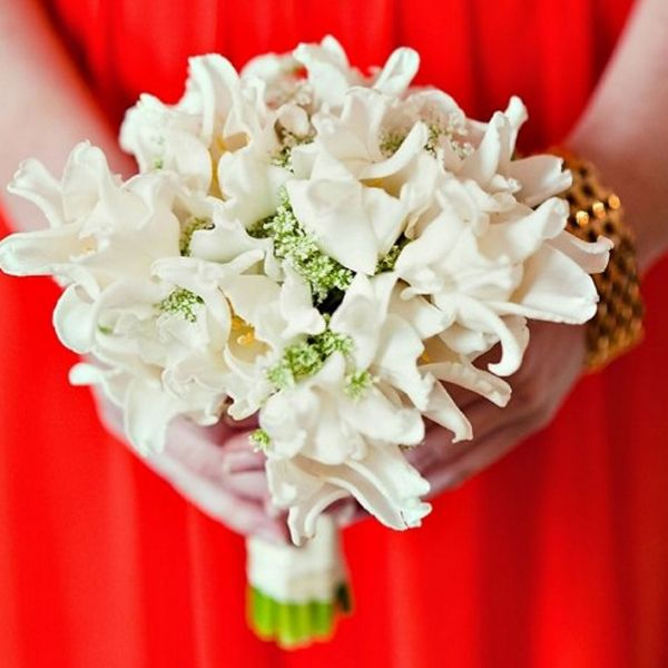 flower etiquette for weddings