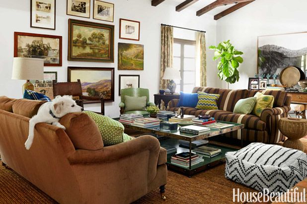 Inside a Modern Family Star's Los Angeles House