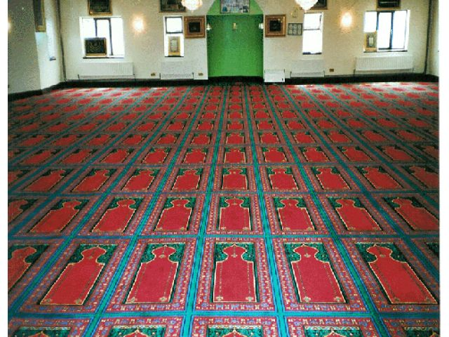 Carpet sale and install Mississauga Mosque Carpet