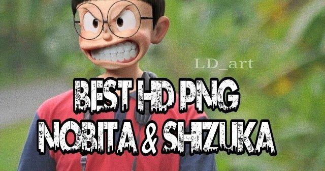 Download Mentahan Kepala Nobita Terbaru Hd Png Pertahanan