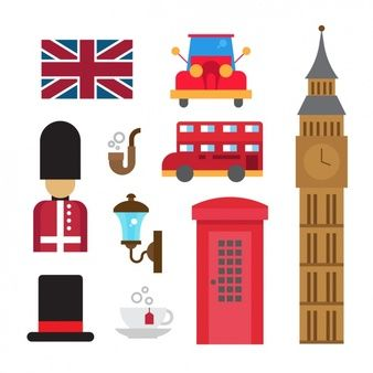 Elemento de recolha Britânica