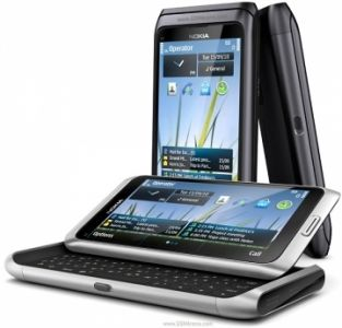 Smartphone Nokia E7 en promotion chez Walcom #Arlon.