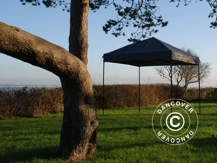 POP UP GAZEBO FLEXTENTS LIGHT 2.5X2.5 M BLACK Pop up gazebo FleXtents Light. Light-weight and easy to transport. #practical #gazebo #tent #party #easy #functional