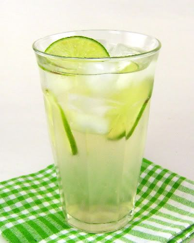 Natural Ginger Ale for Nausea 1/2 cup (48 g) sliced ginger 2 cups (475 ml) water 1/2 cup (120 ml)...