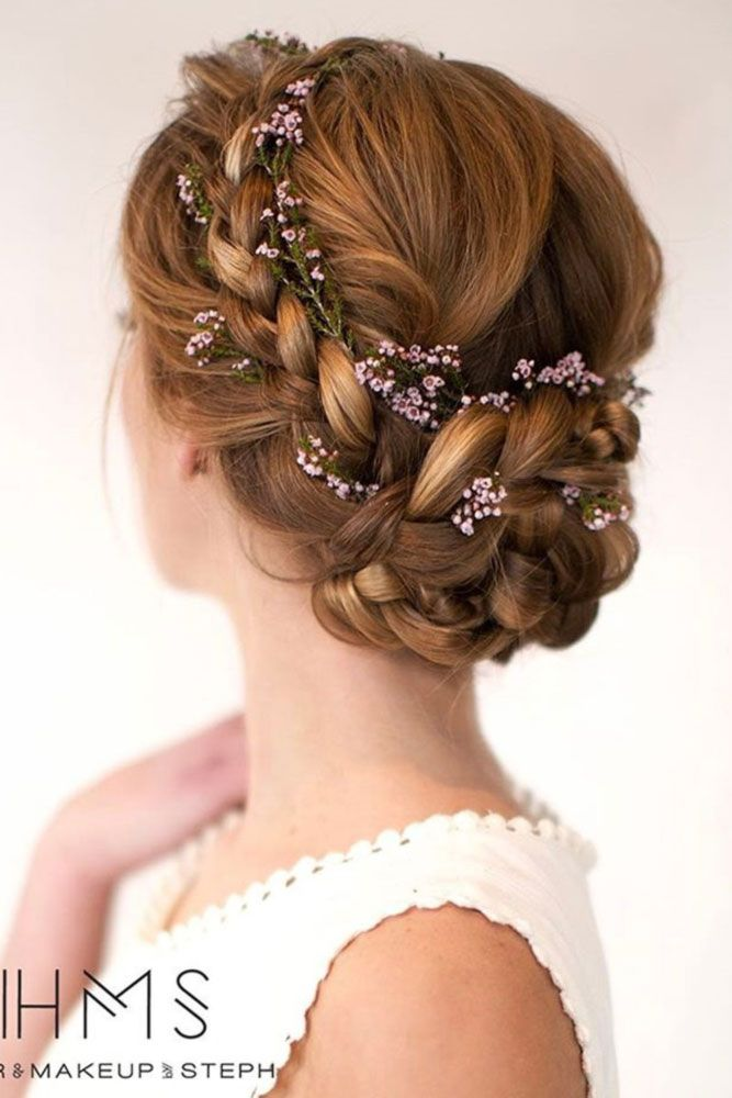 fancy updos ideas