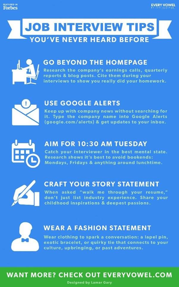 208 best Resume \ Interview Tips images on Pinterest Interview - job interview tips