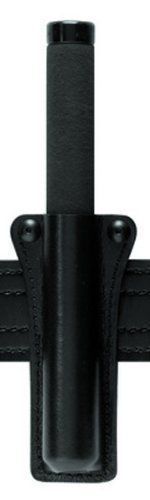 Safariland Duty Gear Friction Lock Baton Holder (STX Tac Black, 21-Inch) by Safariland. $25.99. The Safariland Baton Holder is constructed from SafariLaminate a unique thermal laminate process.  This material is impervious to moisture, bloodborne pathogens and does not break down like natural materials, making it an extremely durable and long term professional looking product. Available in Traditional Leather Look Finish, offered in Plain, Basketweave and Hi Gloss, and the STX...