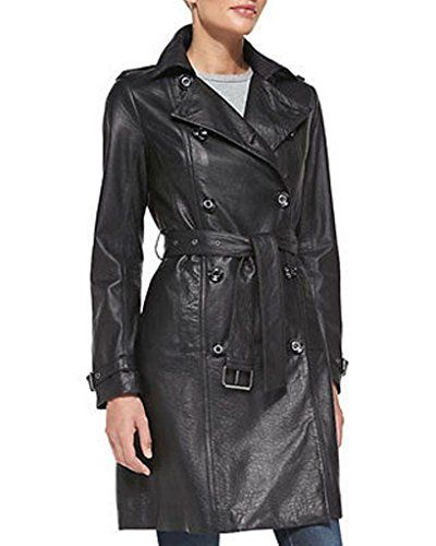 Western Leather Women's Leather Coat X-Large Black -- Learn more by visiting the image link.