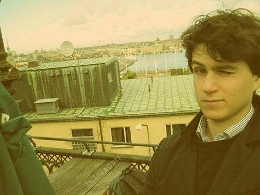 Ezra Koenig <3 vampire weekend. on and on and on for days